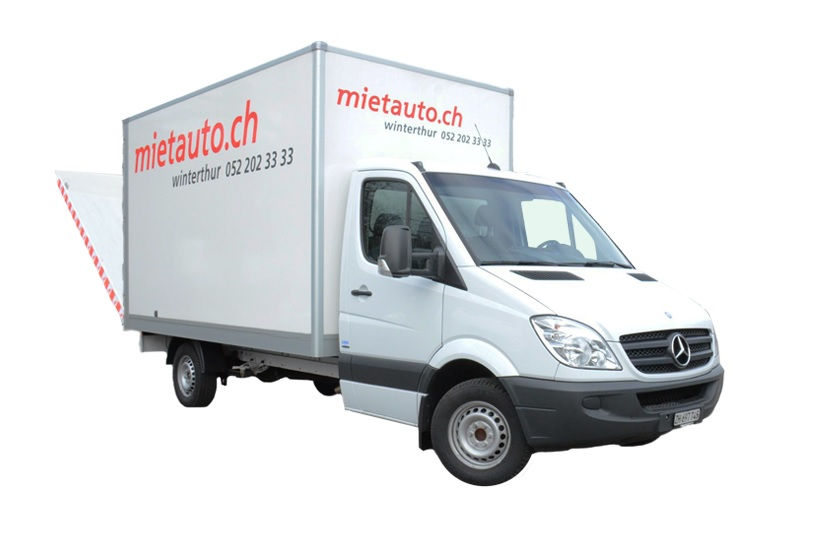 mietauto ag z gelwagen umzugswagen sprinter bei uns mieten. Black Bedroom Furniture Sets. Home Design Ideas